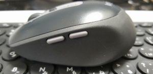 マウスのボタン